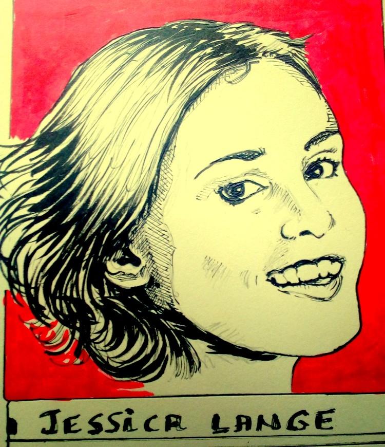 Jessica Lange par didgiv